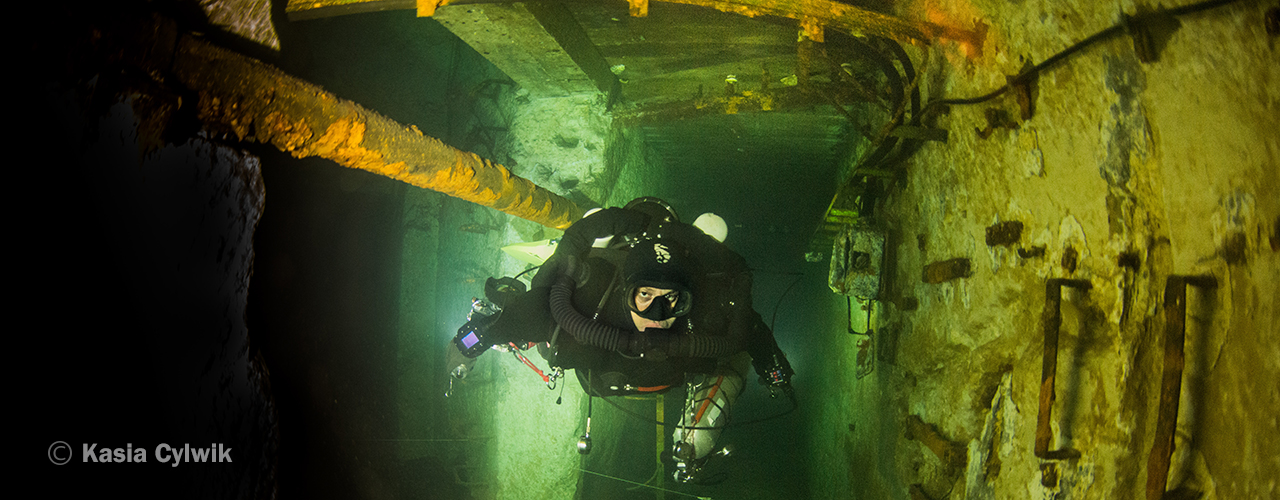 Elite Technical Mine Diver