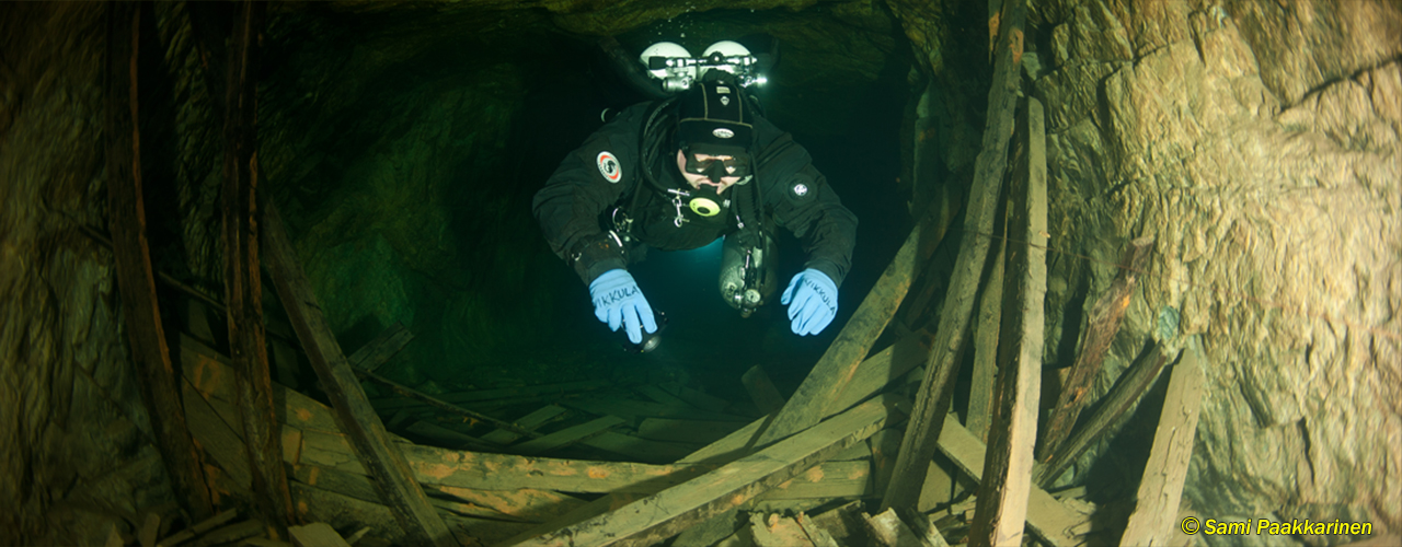 Introductory Mine Diver
