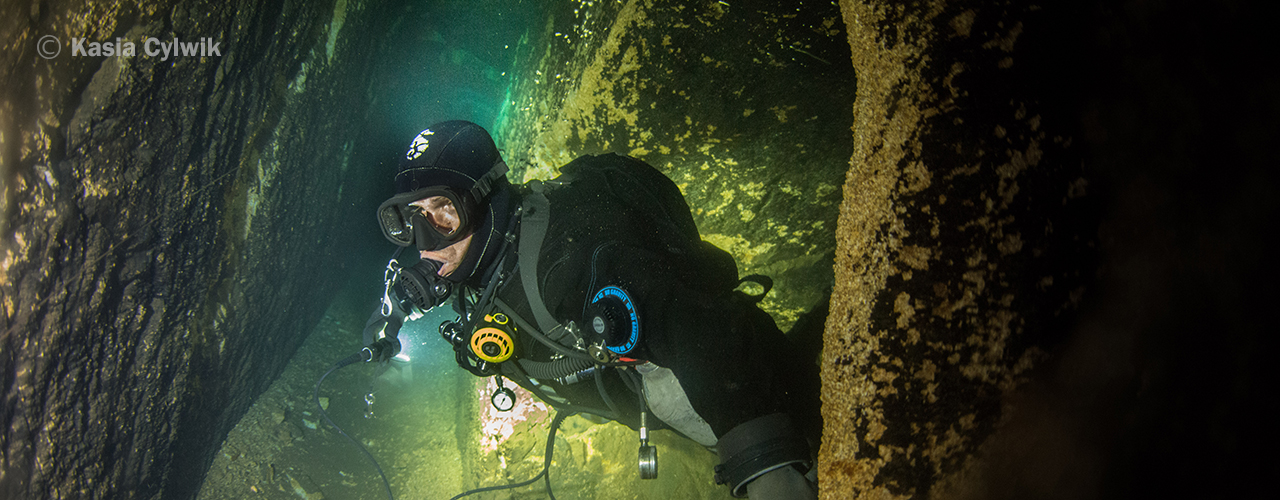 Technical Mine Diver