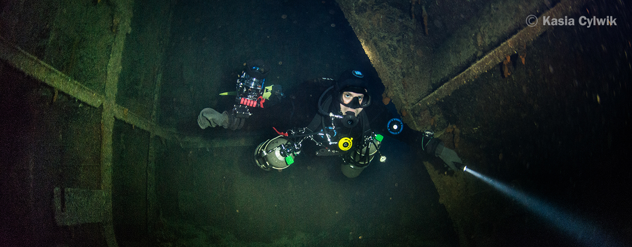 Technical Wreck Diver